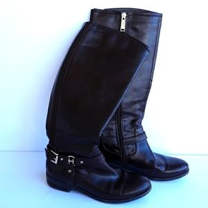 Tommy Hilfiger Boots Gold Logo and Buckle 6